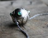 celestial orb necklace